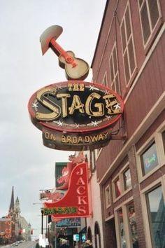 the stage, nashville