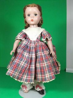 Maggie Face Beth Hard Plastic Little Women by Madame Alexander Small Hands | eBay