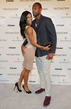 The countless times Dwyane had no shame in grabbing Gabi's butt in public. | 21 Times Gabrielle Union and Dwyane Wade Reminded Us Why Black Love Rocks