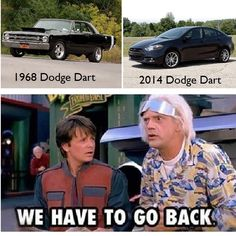 Dodge... U f***ed up, big time. Same with the Charger.... :/