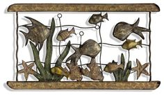 Wrought Iron Wall Decor | Art, Decoration, and hangings