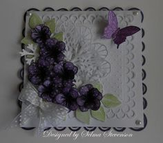 Selma's Stamping Corner and Floral Designs: Heartfelt Creations Alumni Design Team Blog Hop