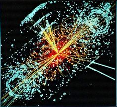 Higgs-Boson Photo - God Particle