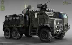 Wartruck by Min-Nguen on DeviantArt Army Vehicles, Armored Vehicles, Armored Truck, Tank Armor, Starship Troopers, Bug Out Vehicle, Futuristic Cars, War Machine, Concept Cars