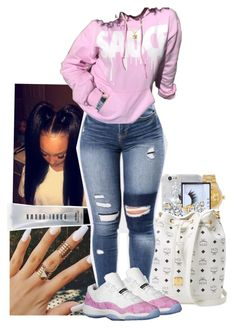 """"""" // 303"""" by lanadabest on Polyvore featuring Rolex, Huda Beauty, MCM, Bobbi Brown Cosmetics, Retrò and Chanel"""