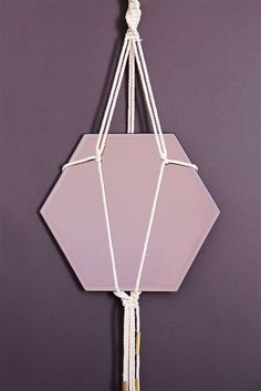 DIY: HANGING MIRRORS | Urban Outfitters Blog