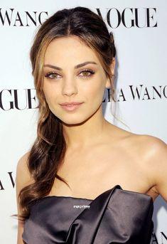 Mila Kunis love the makeup