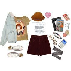 Teenage Spy by imalfredo on Polyvore featuring Gerbe, Converse, Miss Selfridge, Mulberry, Tom Ford, Rosebud Perfume Co., Scully and sOUP