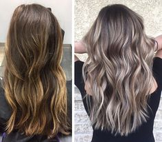 Monday' inspo featuring this smoked out transformation!