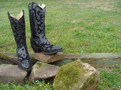 Blackwell Boots | Handmade Blackwell boots by Bodacious Boot Co.