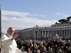 El papa pide a la humanidad ser más tolerante