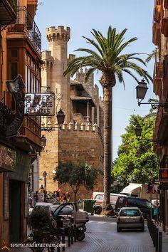 Palma de Mallorca, Spain. Wanna go here...with you!!!