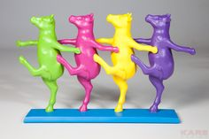 Deco Object Dancing Cows Pop by KARE Design #KARE #KAREDesign #Cow