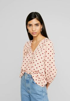 Vero Moda VMDOTERA - Blouse - misty rose - ZALANDO.FR Quoi Porter, Rose, Fashion, Moda, Pink, Fashion Styles, Roses, Fashion Illustrations
