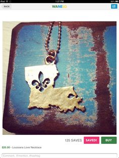 Cute necklace!