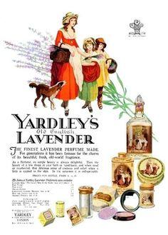 1926 Yardley Old English Lavender