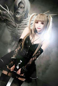 Death note                                                       Misa Amane