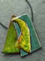 Keramikschmuck - farbenfroh - Elegant und Zeitlos