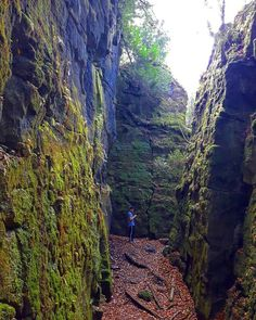This Trail Will Lead You To Massive Hidden Caves near Collingwood Ontario - Singhmapton Vaces Trail in Nottawasage Lookout Provincial Nature Reserve (about hours from London) Oh The Places You'll Go, Places To Travel, Travel Plan, Travel Ideas, Travel Photos, Ontario Travel, Travel General, Canadian Travel, Holiday Places