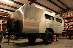 Off-Road Hard Sided Popup Trailer - Pirate4x4.Com : 4x4 and Off-Road Forum
