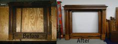 Before & after photos #furnituremedic