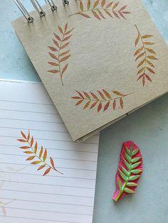 Ali Z - - rubber stamp. Stamp Printing, Printing On Fabric, Book Crafts, Paper Crafts, Eraser Stamp, Stamp Carving, Handmade Stamps, Fabric Stamping, Ideias Diy