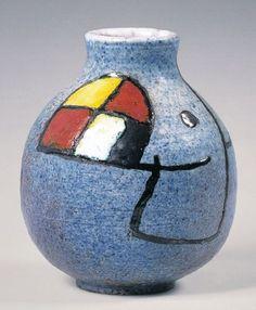 joan miro ceramics | Joan Miró Online Imagebank | Vase (1962)