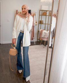 Trend: With Hair Clips i Life hijab clips - Hijab Modest Fashion Hijab, Modern Hijab Fashion, Street Hijab Fashion, Hijab Style, Casual Hijab Outfit, Hijab Fashion Inspiration, Islamic Fashion, Hijab Chic, Muslim Fashion