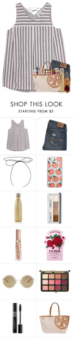 """tall boys with dark hair and shy smiles who smell good and have great taste in music are very important ok"" by classyandsassyabby ❤ liked on Polyvore featuring Olive + Oak, Abercrombie & Fitch, Lilou, Skinnydip, S'well, Clinique, TONYMOLY, Dolce&Gabbana, Just Peachy and Christian Dior"