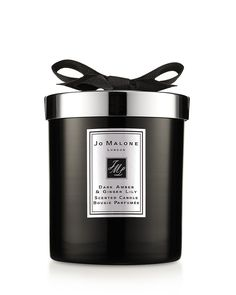 Jo Malone™ Dark Amber & Ginger Lily Home Candle | Bloomingdale's