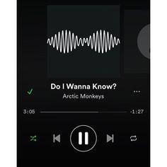 """ph__naif/2016/10/07 02:16:07/""""Lo sanno tutti che la notte è stata fatta per dire ciò che il giorno dopo non avresti mai voluto dire""""🤘🏻 #arcticmonkeys #alexturner #spotify #doiwannaknow? #frasi #canzoni"""