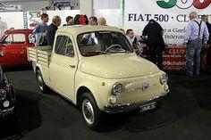 FIAT  500  PK