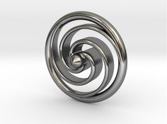 Spiral Spinning Top by Imagi_Nation