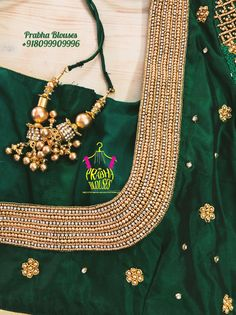 Blouse Designs High Neck, Cutwork Blouse Designs, Pattu Saree Blouse Designs, Hand Work Blouse Design, Simple Blouse Designs, Bridal Blouse Designs, Churidar Designs, Peacock Embroidery Designs, Hand Embroidery Design Patterns