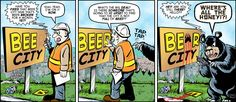 Bee City: The Final Chapter!