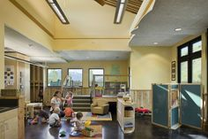 Gallery of Teton County Children's Learning Center / Ward+Blake Architects…