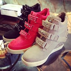 All that JAZMEN #sneakers #studs #shoes