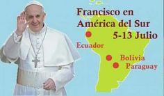 Nuestras oraciones siempre contigo querido Francisco... ❤