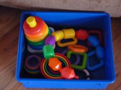 Wildflowers and Marbles: Kinder-Play: Play Centers for the Youngest