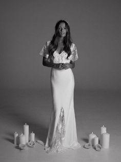 Wedding Dress : Collection Rime Arodaky 2017 //
