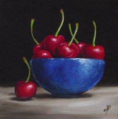 bowl cherries | Bowl of Cherries