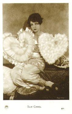 Sue Carroll - Flapper Valentine