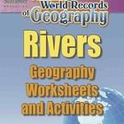 RIVERS. A complete lesson about rivers that begins with an AMAZING WORLD RECORD OF GEOGRAPHY—  ✓ The World's Longest River—The Amazon River!  The world rec...