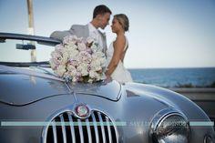 Jaguar Wedding Car www.australiainstyle.com.au Jetty Blue, wedding photography www.jettyblue.com.au
