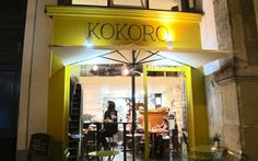 Kokoro Restaurant & Salon de Thé, Paris - Cool Hunting