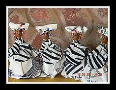 herero dols from namibia