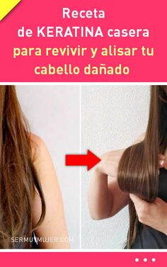 Receta de KERATINA casera para revivir y alisar tu cabello dañado Gelatina Natural, Hair Due, Hair Repair, Selena, Facial, Hair Color, Hair Beauty, Hacks, Skin Care