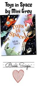Lesson plans, topic ideas and cross curricular learning based on the picture book Toys in Space by Mini Grey Cross Curricular, Lesson Plans, Teaching, How To Plan, Space, Toys, Grey, Mini, Wall