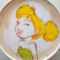 Goshhhip! - Latte Art by Nowtoo Sugi