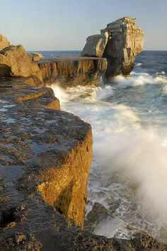 Pulpit Rock ~ Isle of Portland, Dorset, England